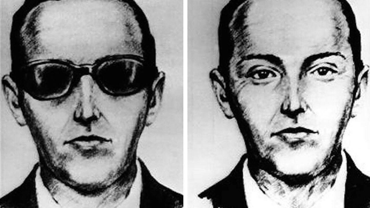 FBI no longer investigating the case of D.B. Cooper