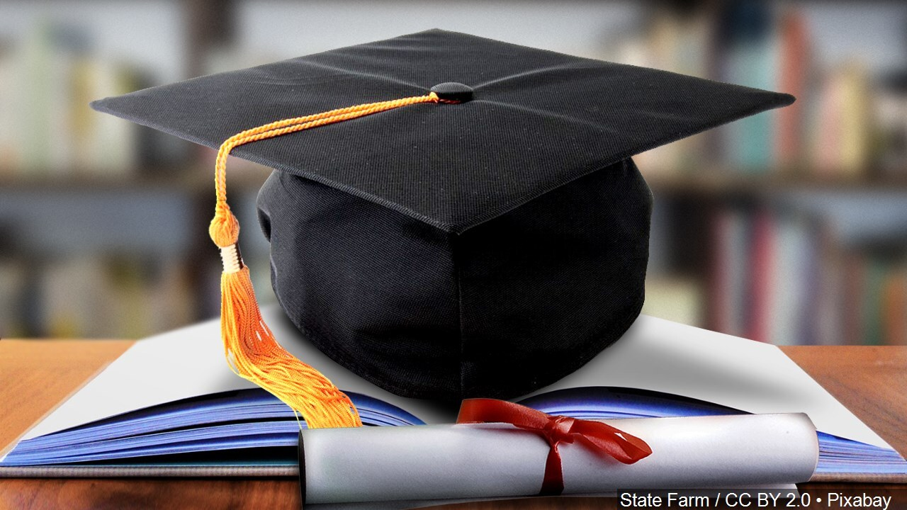 Ray High School graduation will be held Thursday night at Cabaniss Athletic Complex