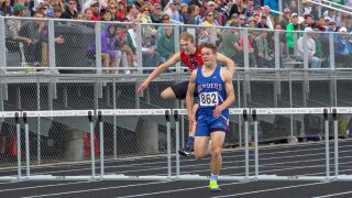 Photos: Records re-written at State AA, B track and field meets