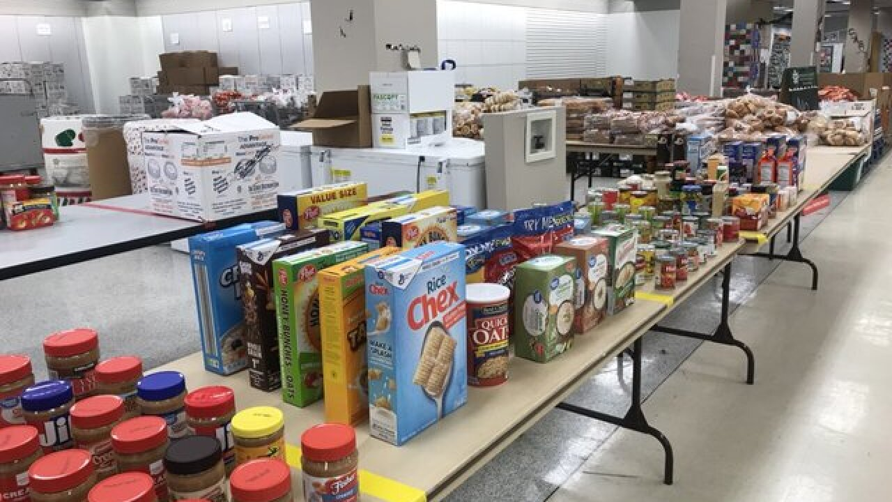Johnson County Christmas Bureau in need of canned vegetable donations