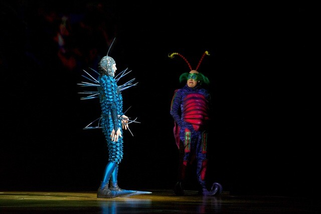 Cirque du Soleil OVO swarms over Loveland for amazing performance