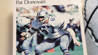 Sunday Conversation: Pat Donovan turned small-town dreams to Super Bowl ring