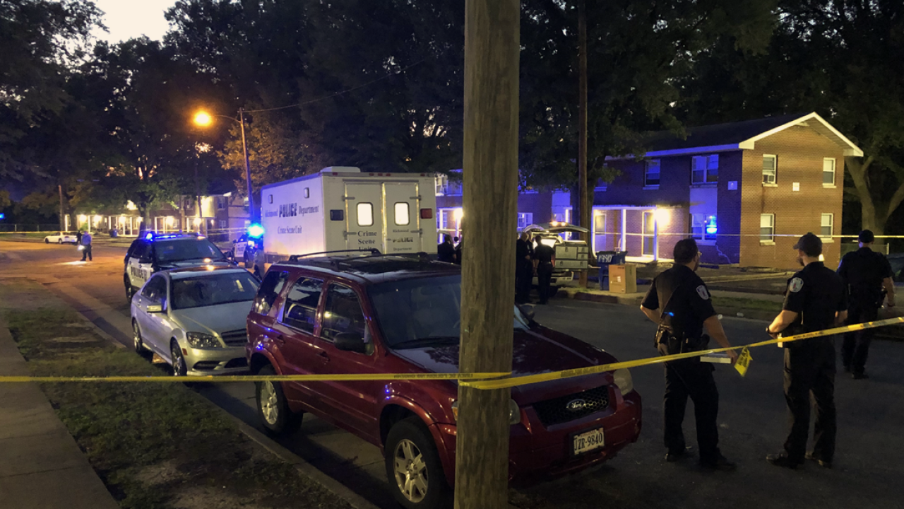 Man killed in Richmondshooting
