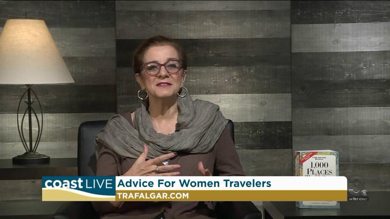 Travel tips for women on CoastLive