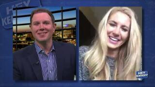 Matt Jones interviews LAURA RUTLEDGE!