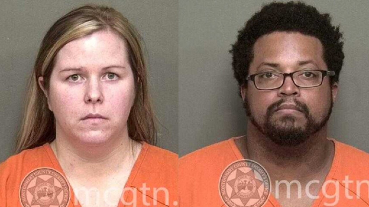 Couple Accused Of Abusing Infant