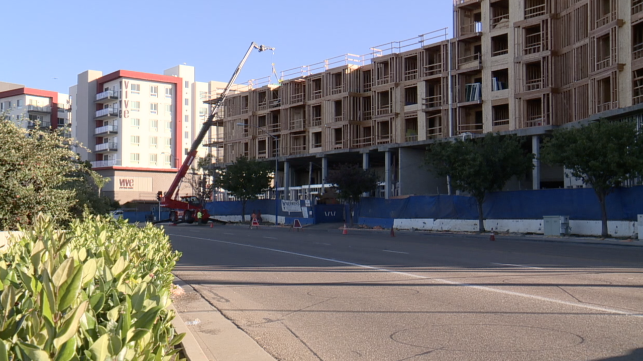 Housing Construction in Kearny Mesa