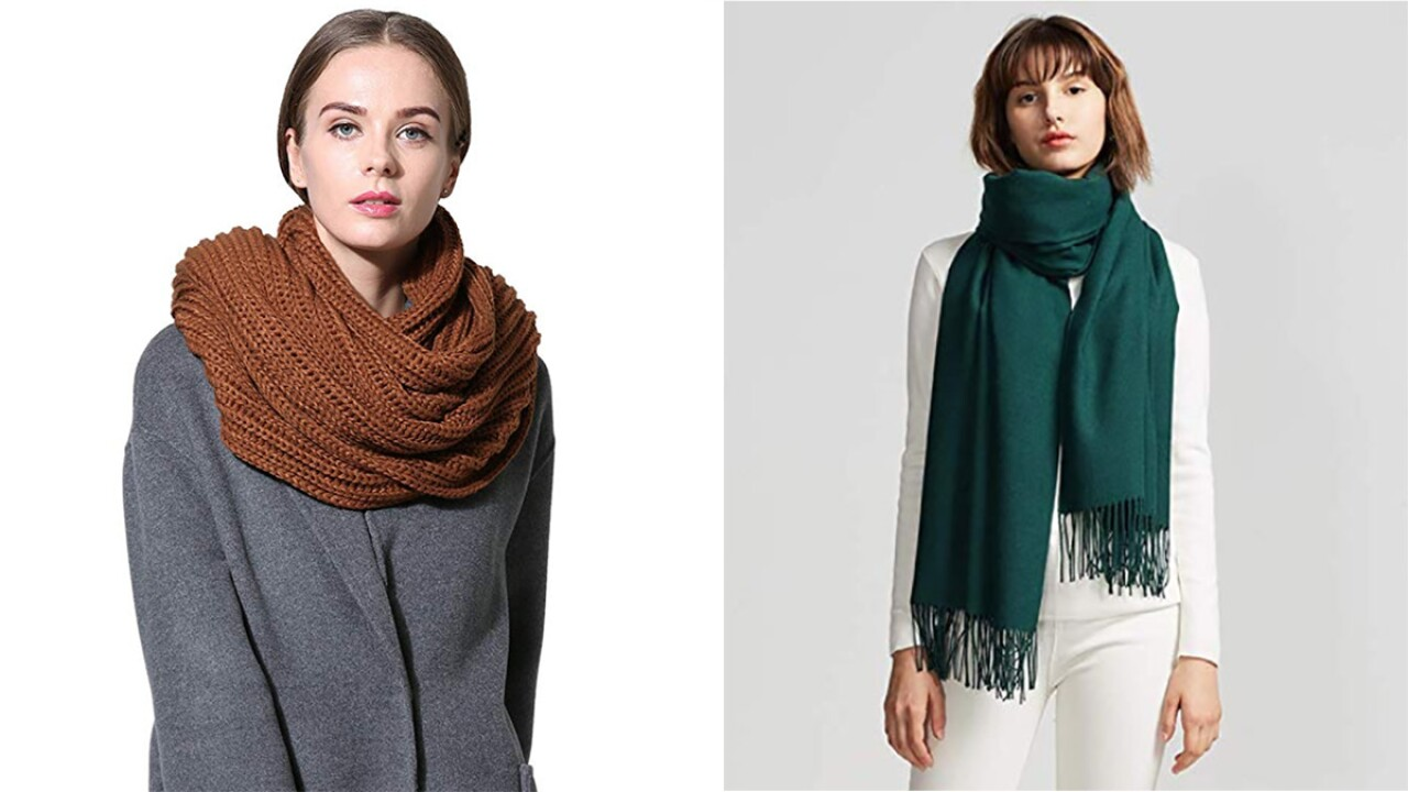 10 adorable scarves you can buy on Amazon for $15 and under