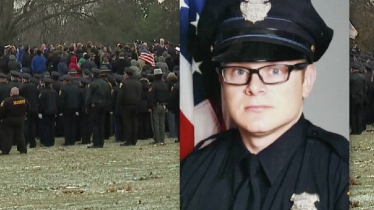 LIVE   Sentencing for driver who killed officer