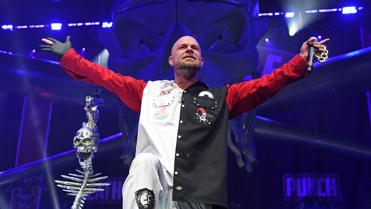 Five Finger Death Punch Kick Off Fall 2019 Tour With Three Days Grace, Bad Wolves And Fire From The Gods