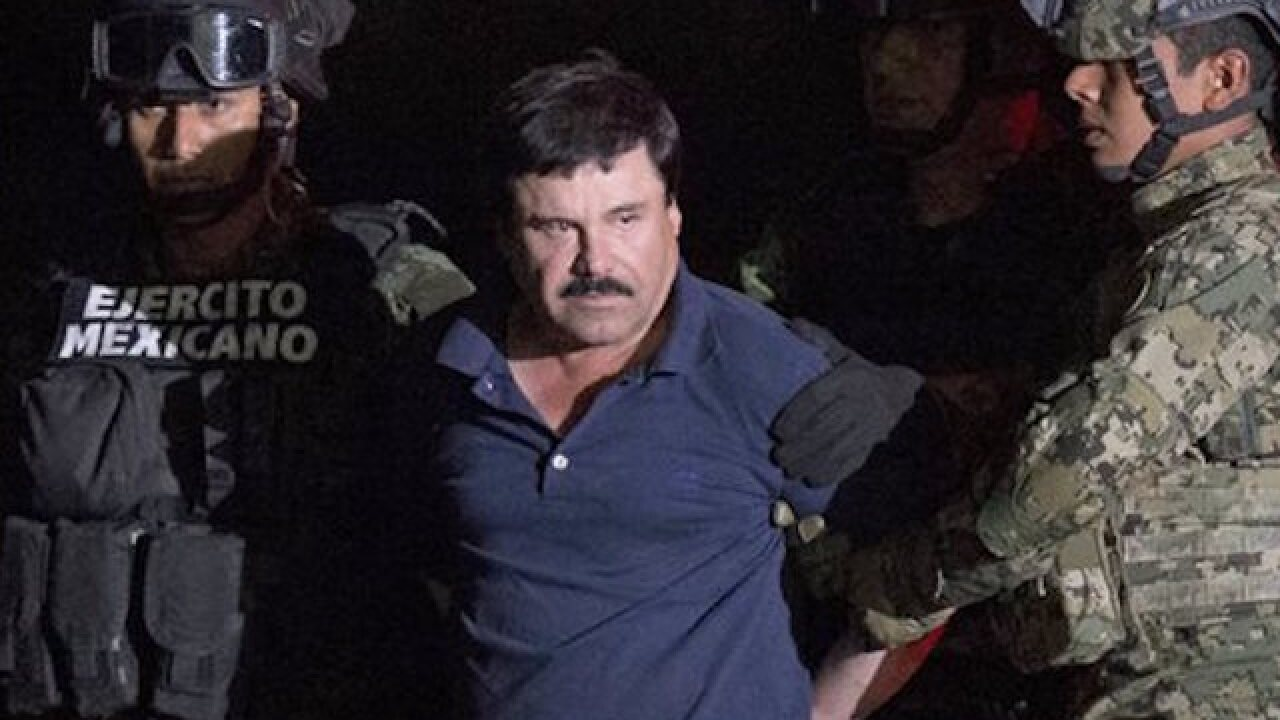 Judge rules 'El Chapo' can be extradited