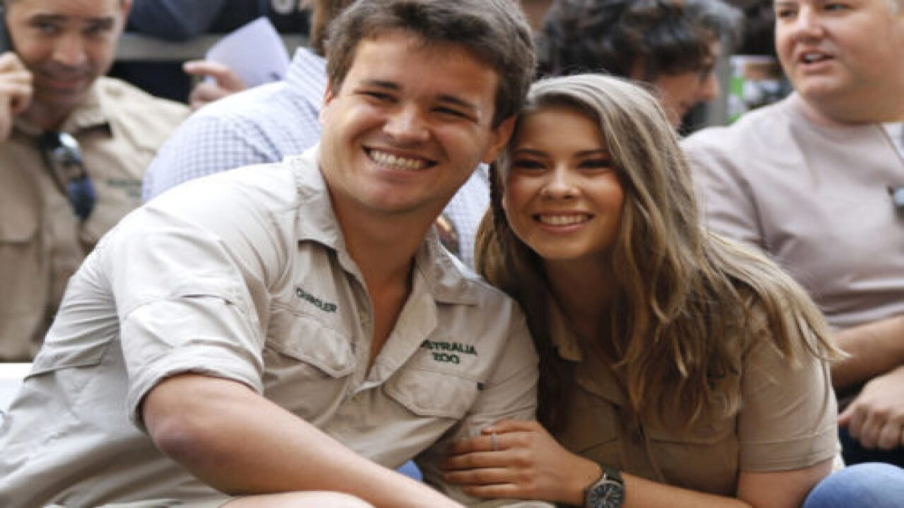 Bindi Irwin Is Expecting Her First Child