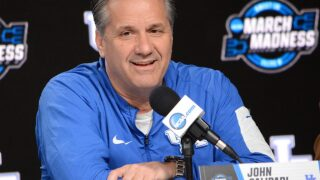 Calipari Agrees On Contract To Finish Career At Kentucky