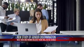 New study on gender discrimination