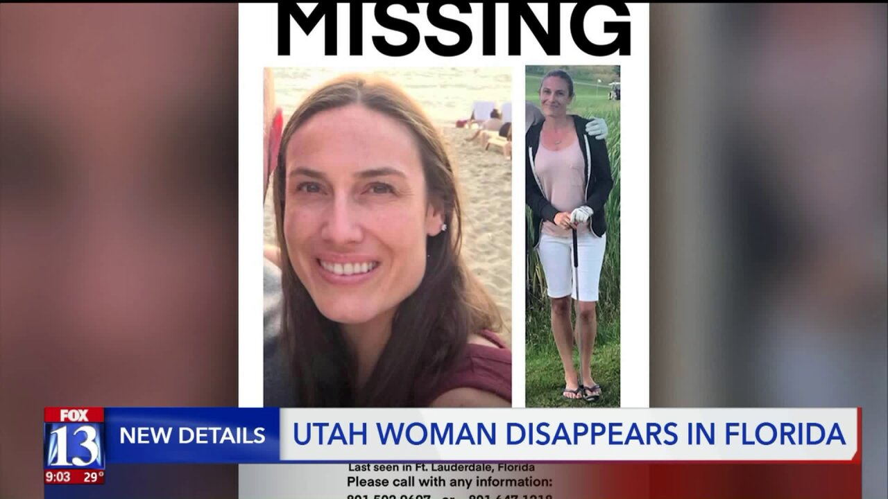 Holladay woman vanishes while on work trip in Florida
