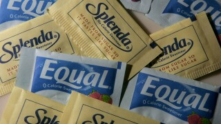Is artificial sweetener safe forkids?