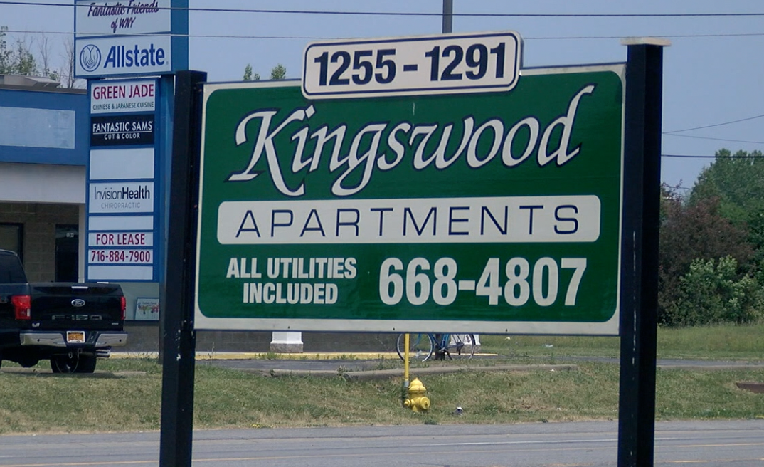 Kingswood Apartments in Depew