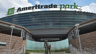 TD_Ameritrade_Park_College World Series - Arizona v Coastal Carolina - Game One