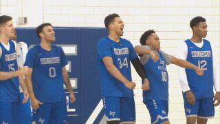 Air Force men's basketball set to begin season