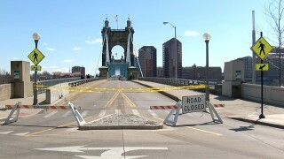 Roebling Bridge to reopen by May 1