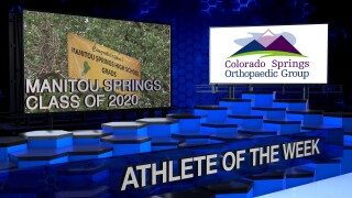 Manitou Springs Athlete of the Week