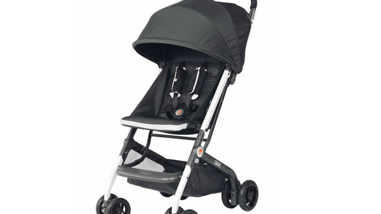 29,400 gb Qbit strollers recalled after injuries include broken wrist, elbow and stitches