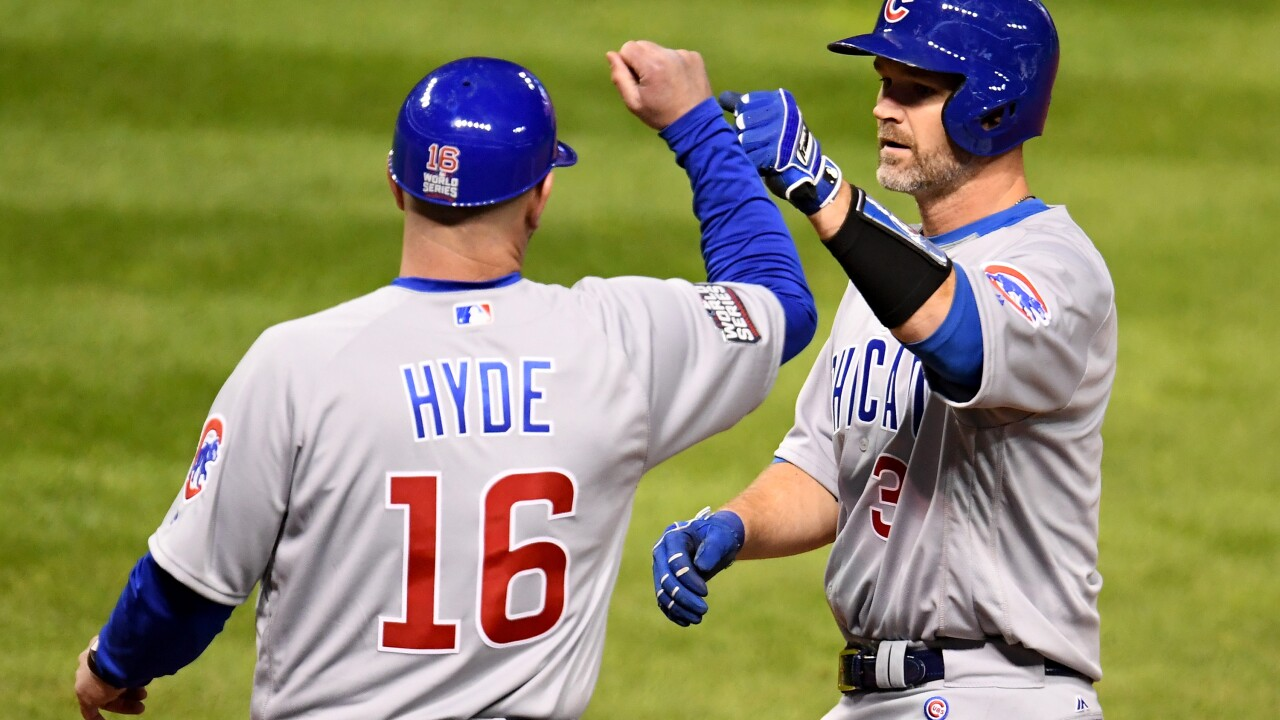 Hyde tide in Baltimore: Orioles choose Cubs' Brandon Hyde as new manager