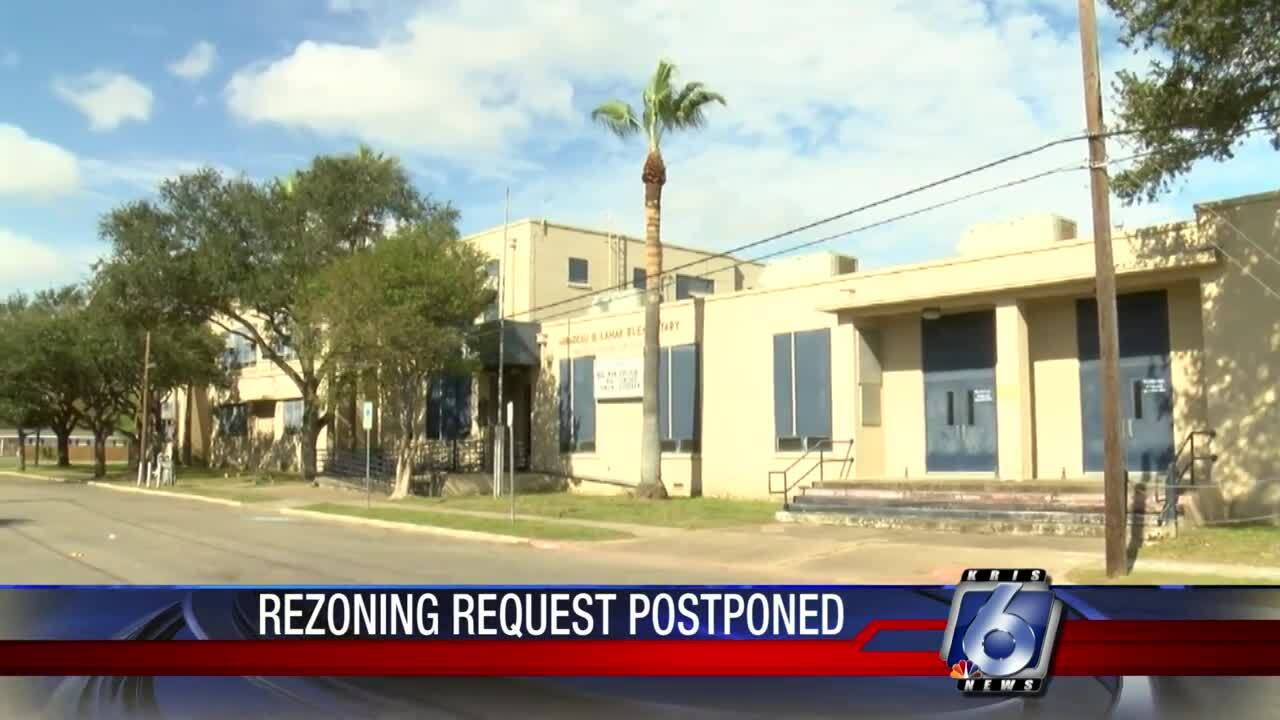 Plans to change Lamar Elementary School into a homeless shelter have been postponed
