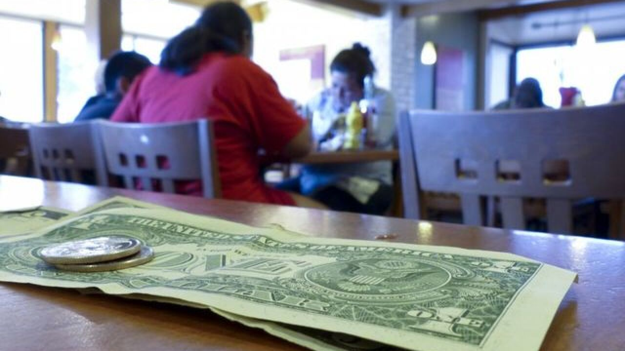Congress banned restaurants from skimming tips