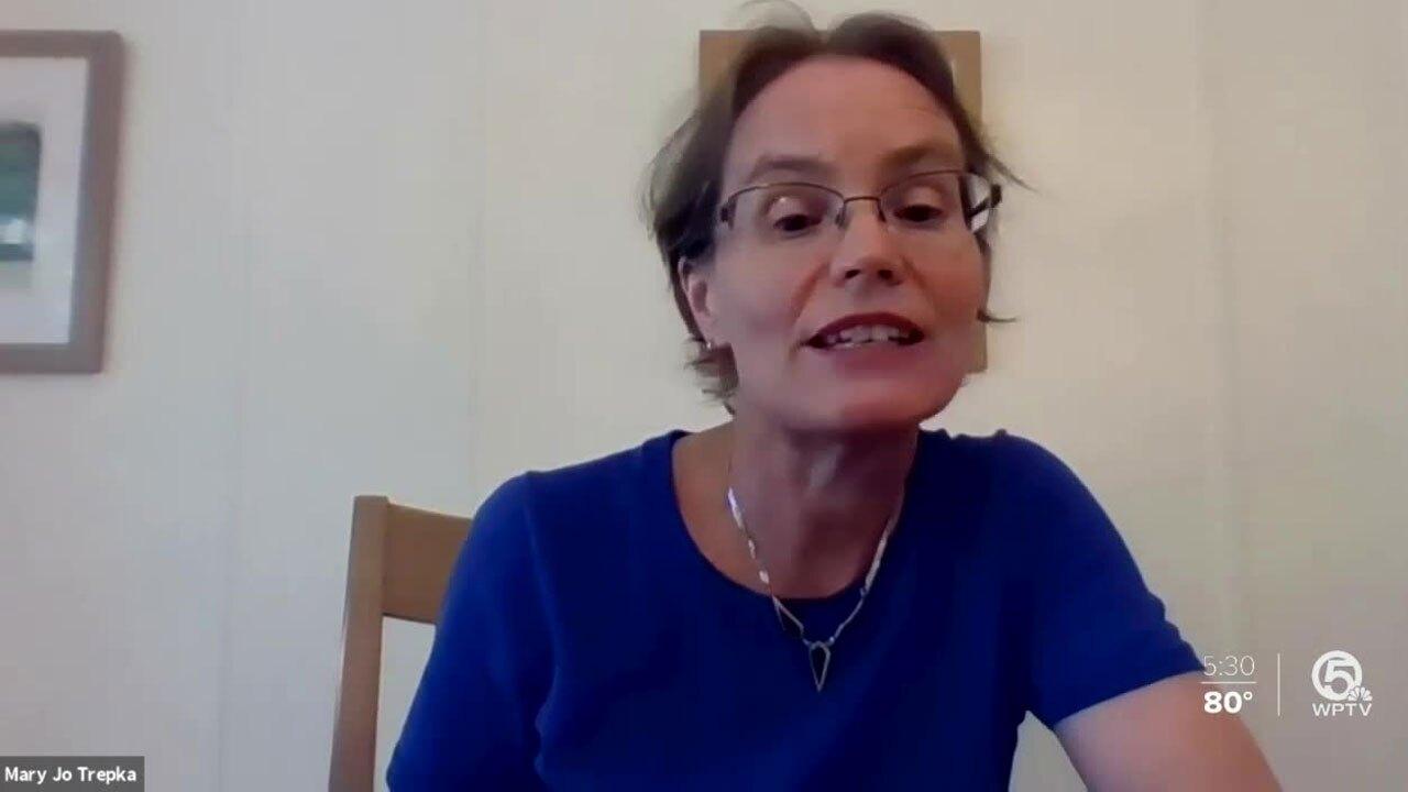 Mary Jo Trepka, Florida International University epidemiologist