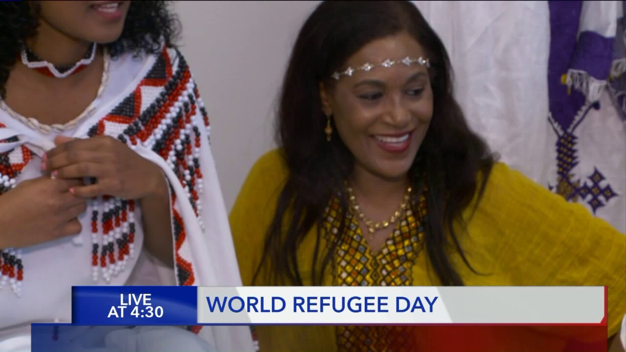 Annual World Refugee Day of Prayer held in SLC