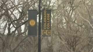 Colorado College banner