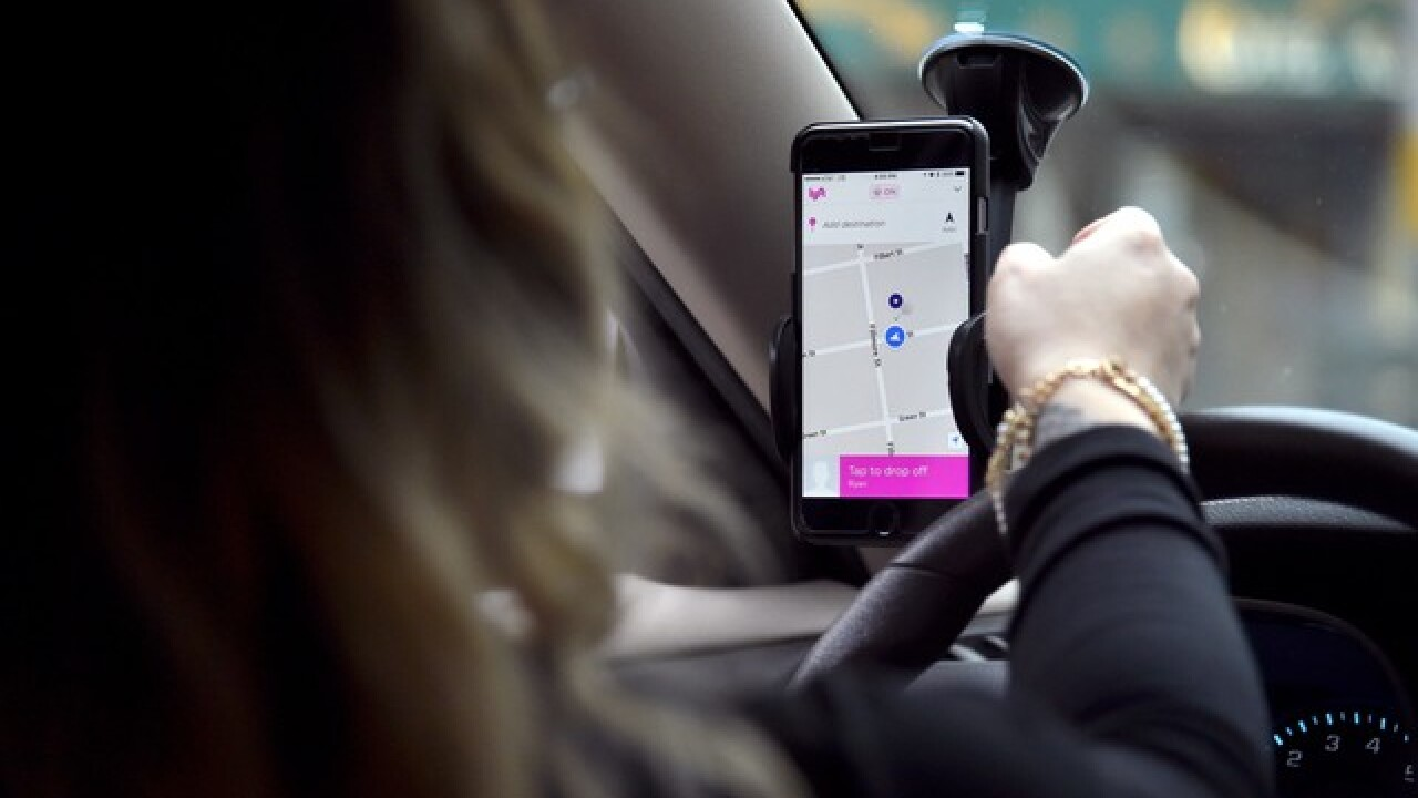 Top 20 tipping zip codes for Lyft in the Valley