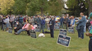 House candidate Williams campaigns in Billings