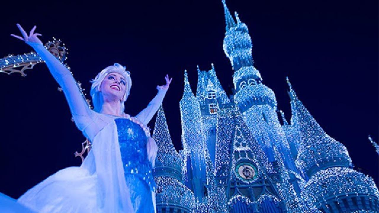 Disney World to live stream castle-lighting