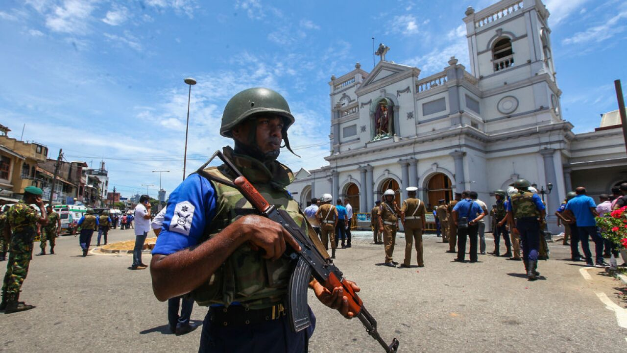 Sri Lanka government admits failure to act on multiple terror warnings