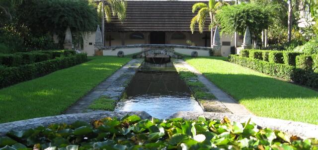Bethesda Church pond