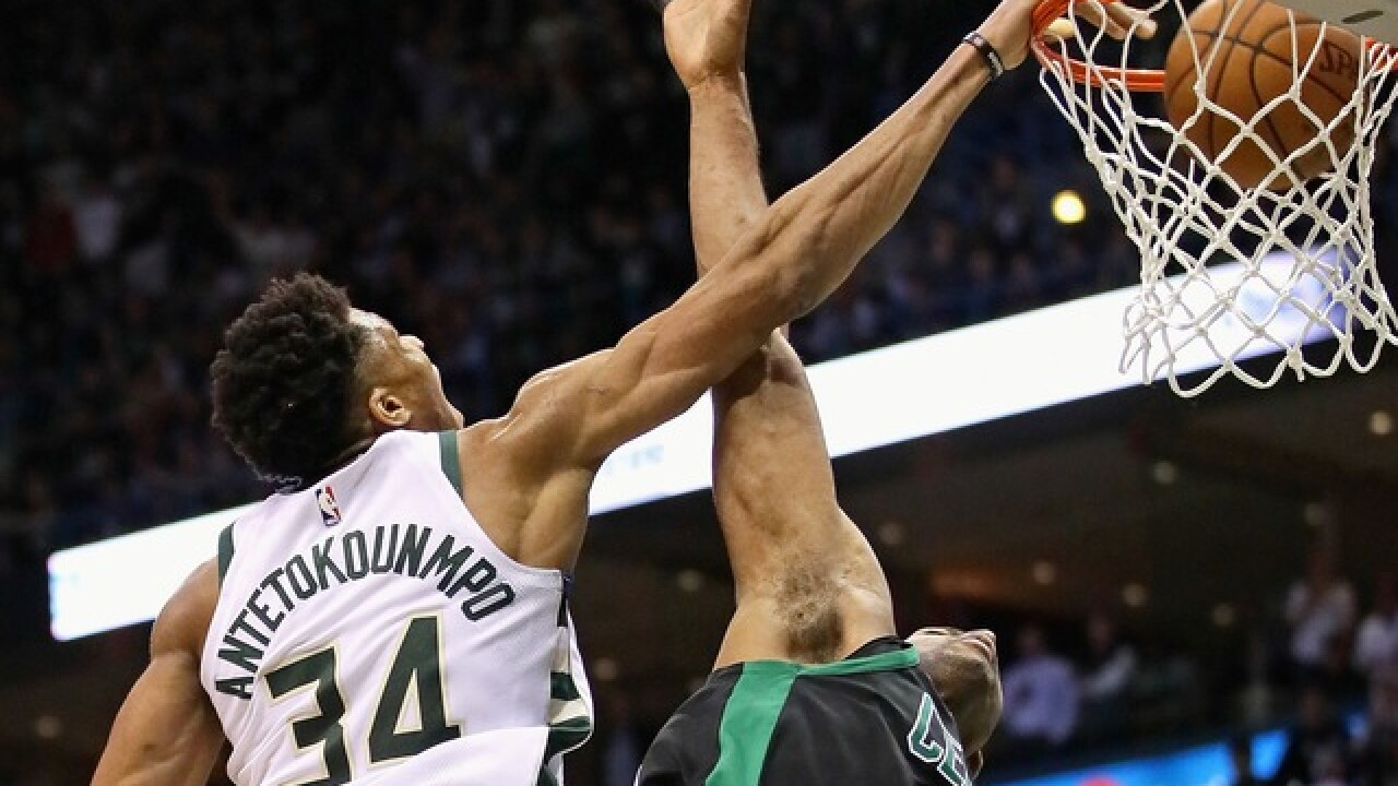 GAME 4 FINAL: Milwaukee Bucks 104, Boston Celtics 102
