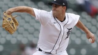 Matthew Boyd Royals Tigers Baseball
