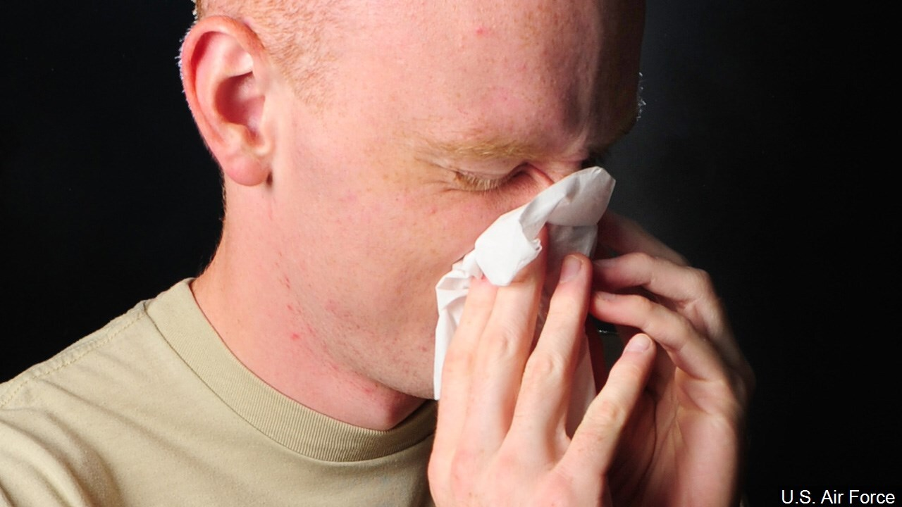 Flu cases skyrocket last week compared to previous year