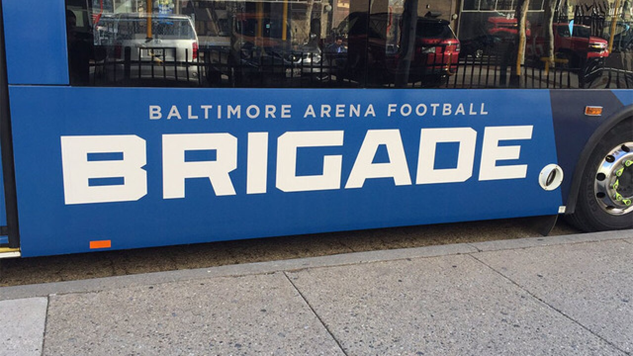 Baltimore Brigade hosting open house Thursday