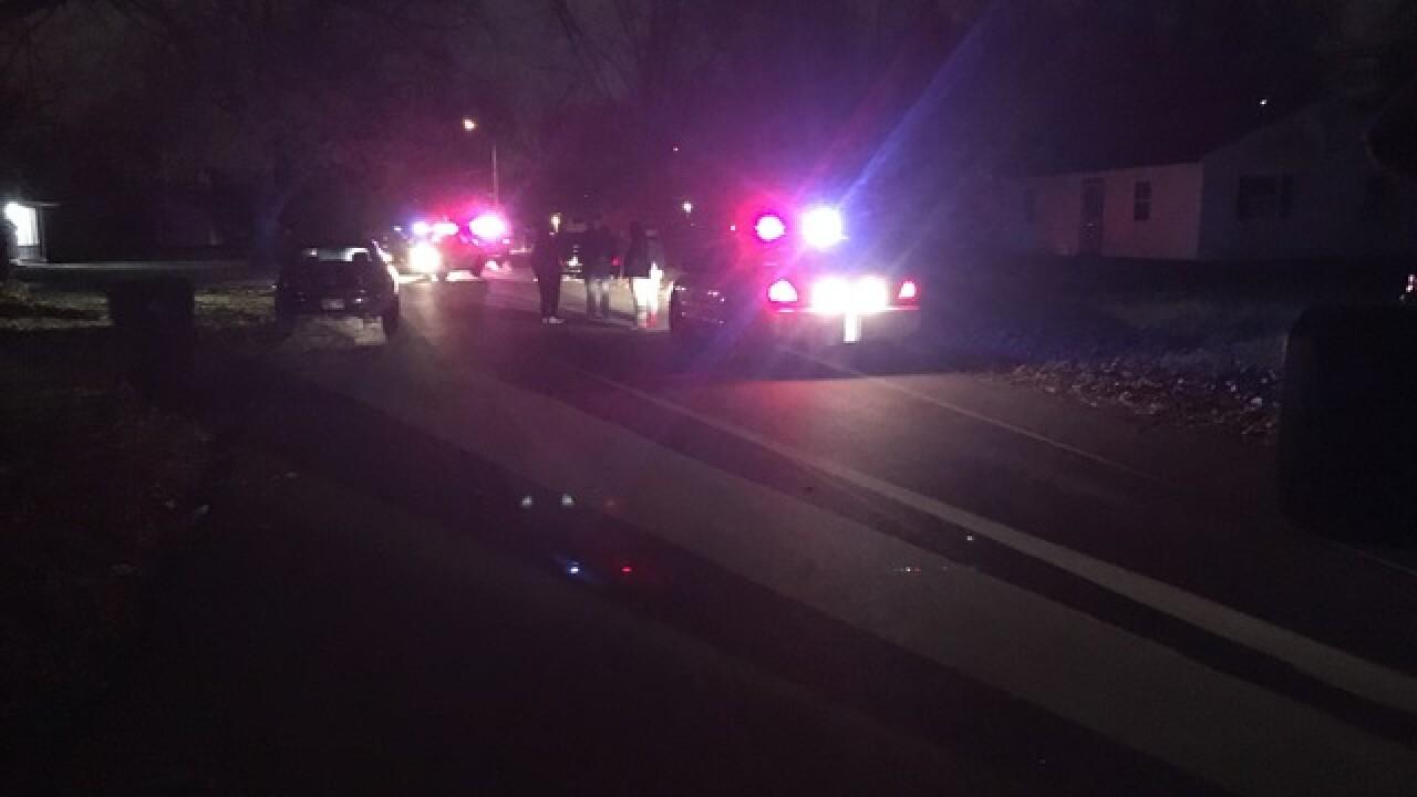 Man arrested after stealing car w/ 2 kids inside