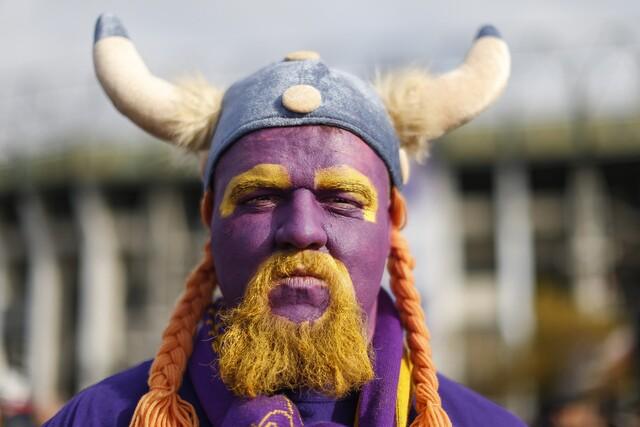 PHOTO GALLERY: Browns vs. Vikings in London