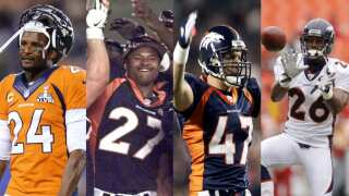 Four Former Broncos named Finalists for Pro Football Hall of Fame 2019 Class