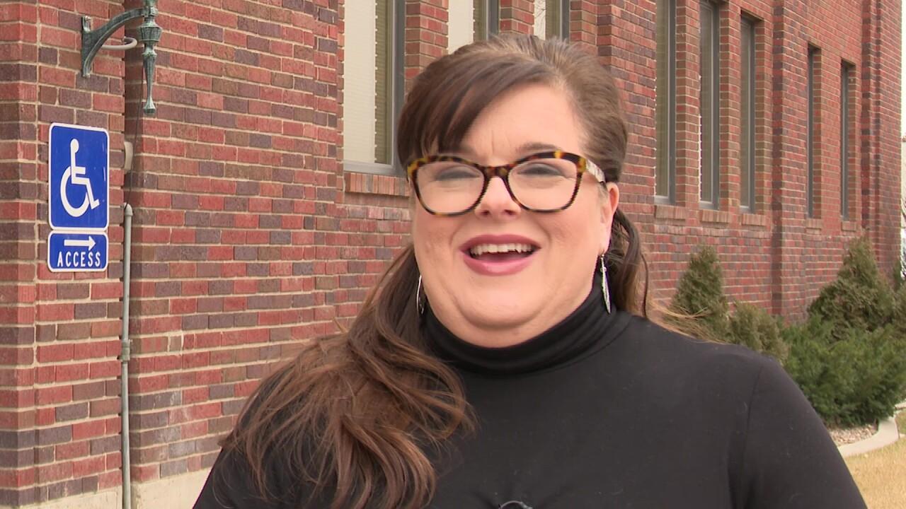 Adrienne Ehrke, GFPD Volunteer Coordinator