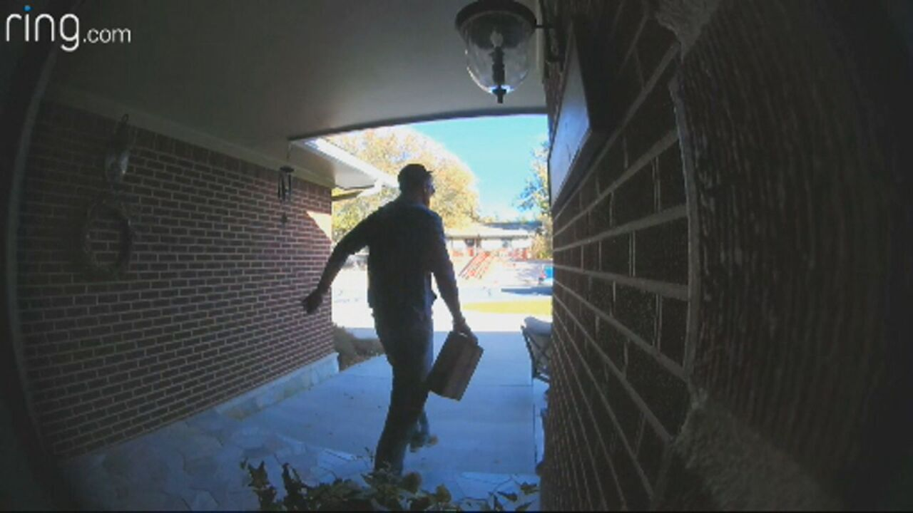 """Porch Pirates"" stealing millions of packages from doorsteps"