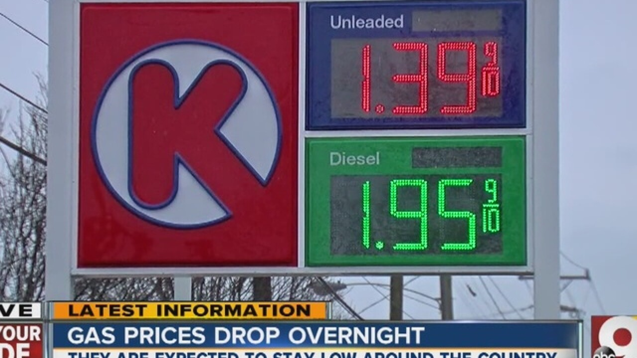Low Gas Prices >> Low Gas Prices May Really Be Costing You Money