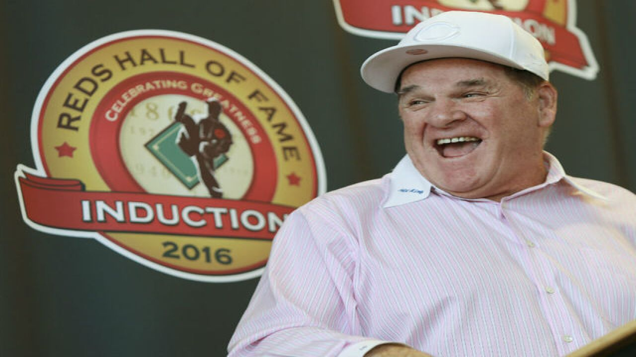 Woman claims Pete Rose had sex with her when she was less than 16 years old