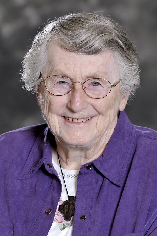 Sister Michael Marie Laux