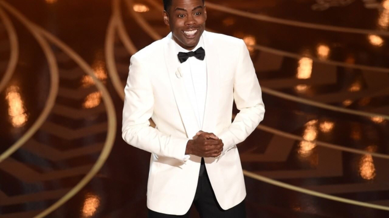 Oscars black viewership held up better than overall audience